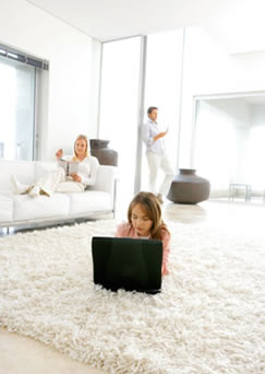 Rolands carpet cleaning ensures healthy living